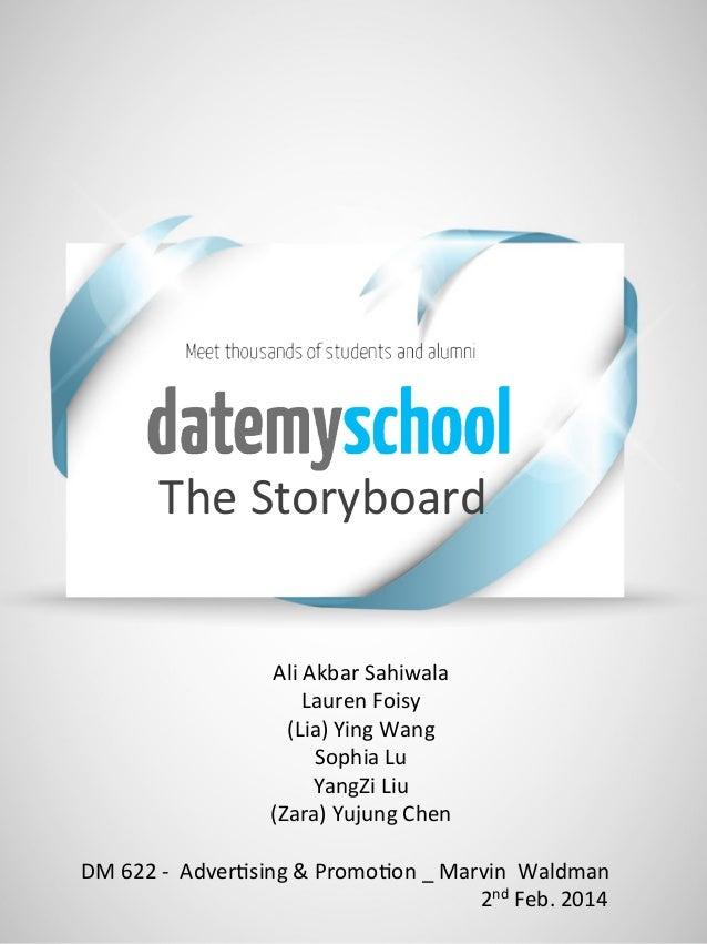What is datemyschool