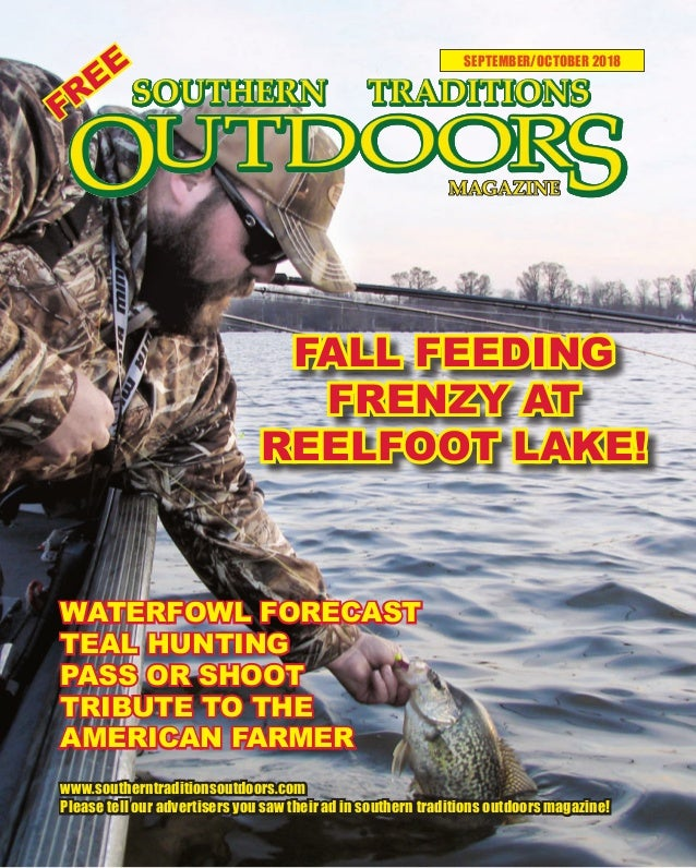 Southern Traditions Outdoors - Fall 2018