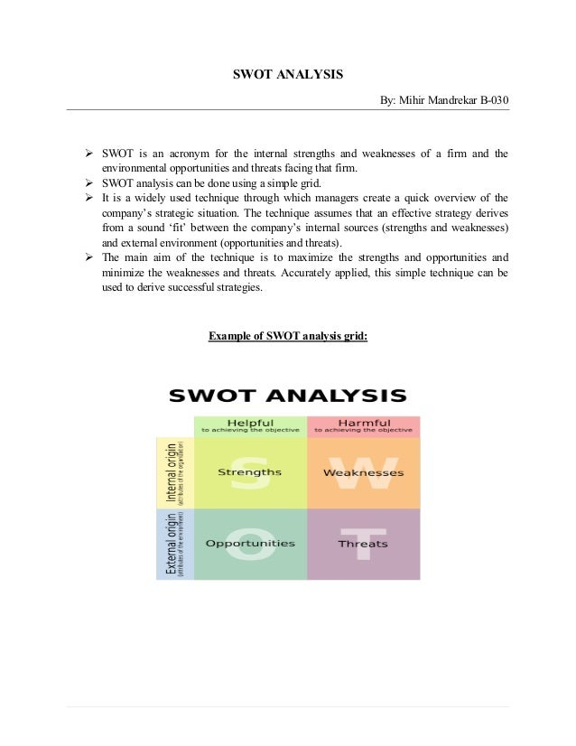 swot analysis gm k General motors analysis: swot and porter's five forces analysis  johnson, g  scholes, k and whittington, r, 2008 exploring corporate.
