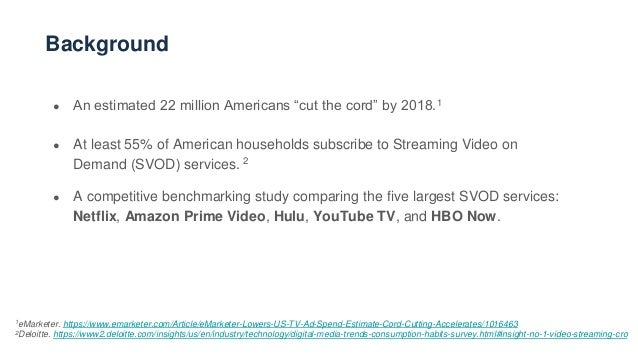 The Streaming Media CX Index: What customers expect from SVOD experie…