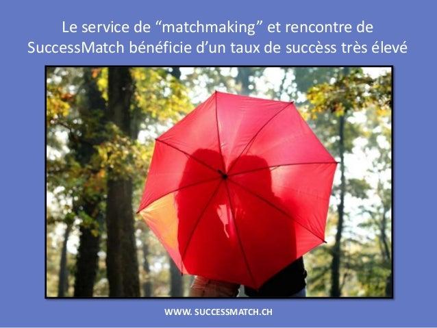 Agence de matchmaking Zurich