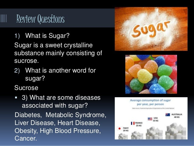 the effect of sugar solution in