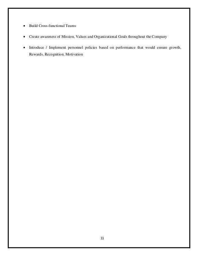 ITI Bangalore Training Report