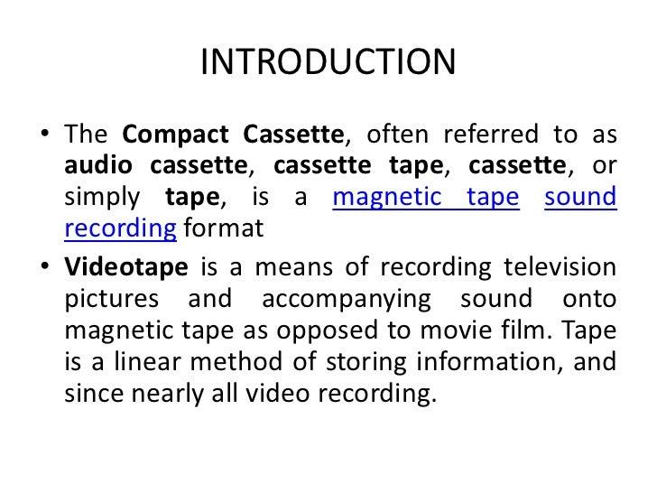 relaunch of cassette tape -