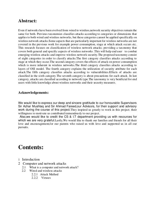 Abstract:Even if networks have been evolved from wired to wireless,network security objectives remain thesame for both. Pr...