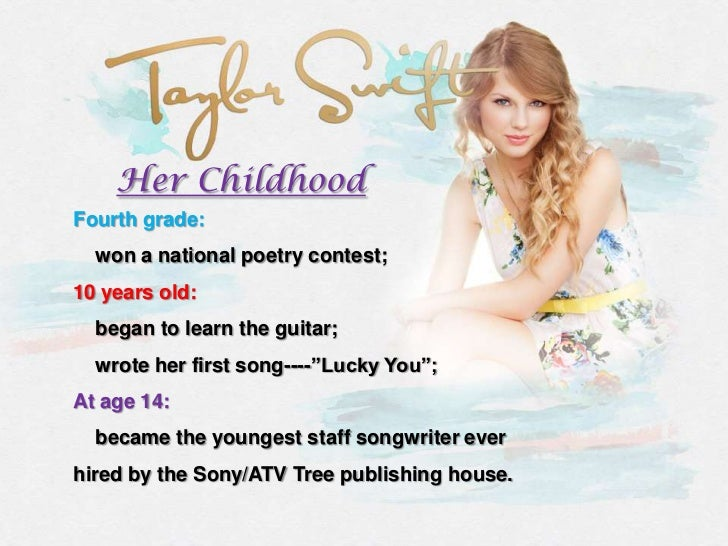 White horse taylor swift