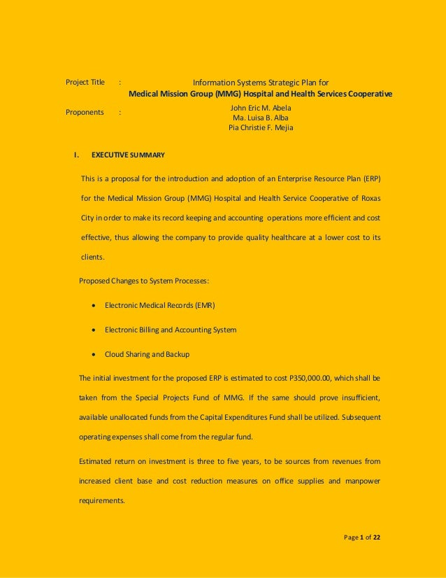 information systems proposal paper Information systems proposal teresa horner xbis -220 april 7, 2013 joy fluker information systems proposal table of context title page pg 1 table of.