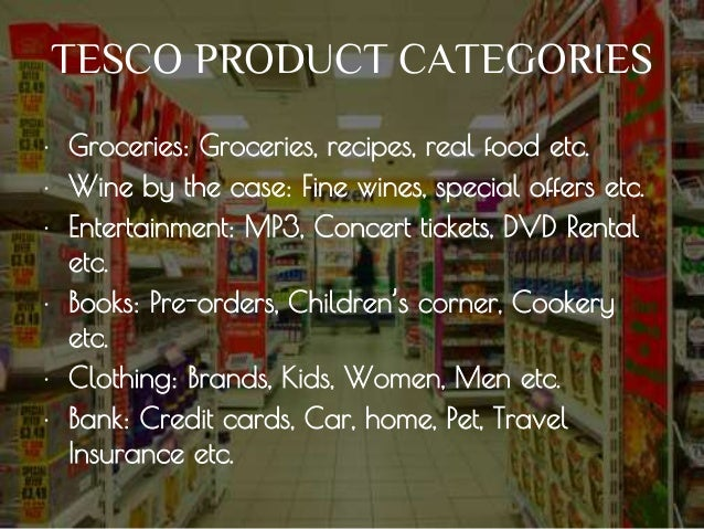 Tesco case study analysis tesco product categories groceries groceries recipes real food forumfinder Images