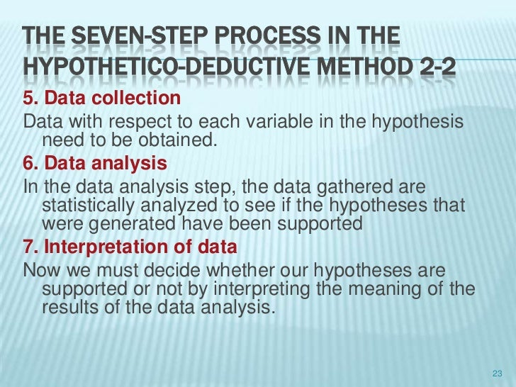 compare and contrast the deductive inductive and pragmatic research methods Inductive and deductive analysis taken from the methods sec-tions of research reports thomas / analyzing qualitative evaluation data 239 2.