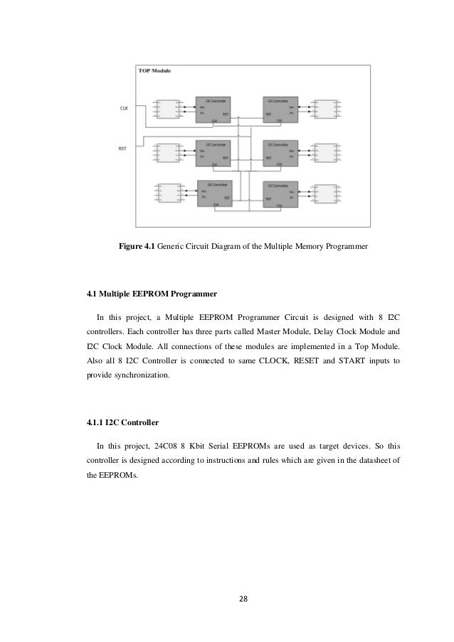 Eeprom Programmer Circuit Circuit Diagram | Online Wiring Diagram
