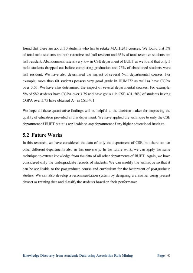 service quality in higher education - thesis A master's thesis submitted in partial fulfilment of the requirements for  have been some prior studies of service-quality in an higher education, none.