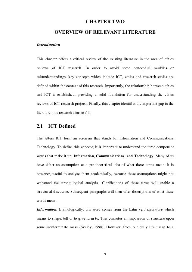 Thesis title for information technology 2013