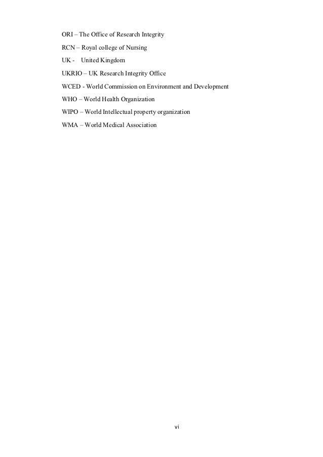 Dissertation in ict in universities