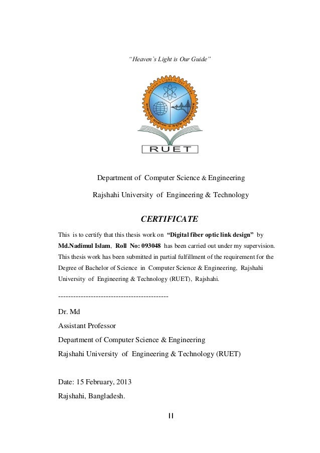 thesis suggestions computer engineering Thesis topics for electronics engineering degree  i will appreciate your suggestions, thank you  thesis proposal for computer engineering.