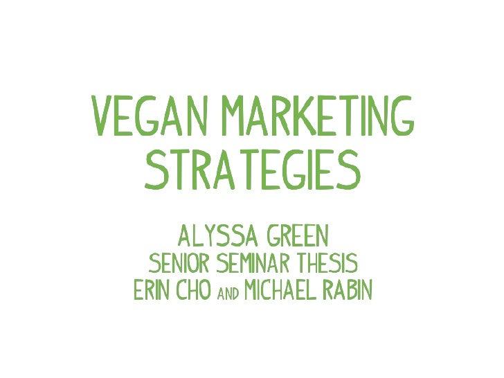 Vegan Marketing Strategies for Global Compassion