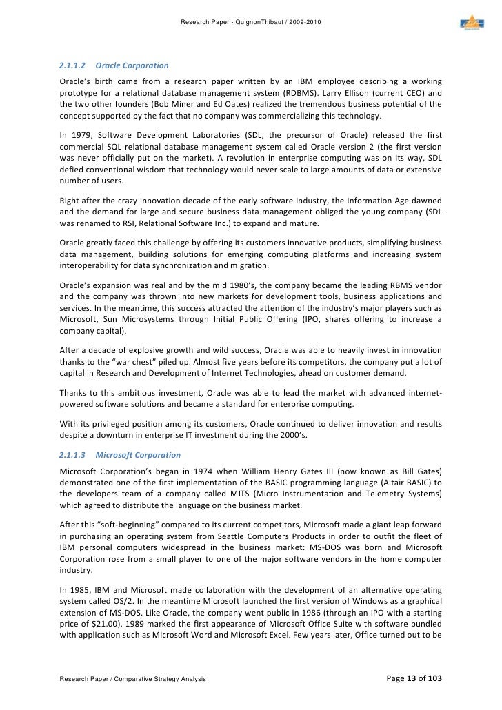 microsoft corporation research paper