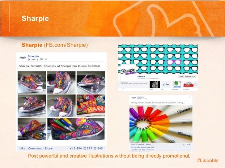 Sharpie                                           Sh Sharpie (FB.com/Sharpie)         Post powerful and creative ill...