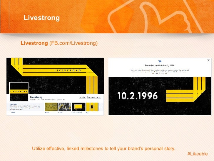 Livestrong                                           Sh Livestrong (FB.com/Livestrong)           Utilize effective, ...