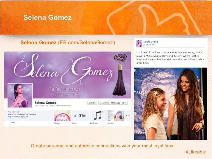 Selena Gomez                                        Sh Selena Gomez (FB.com/SelenaGomez)          Create personal an...