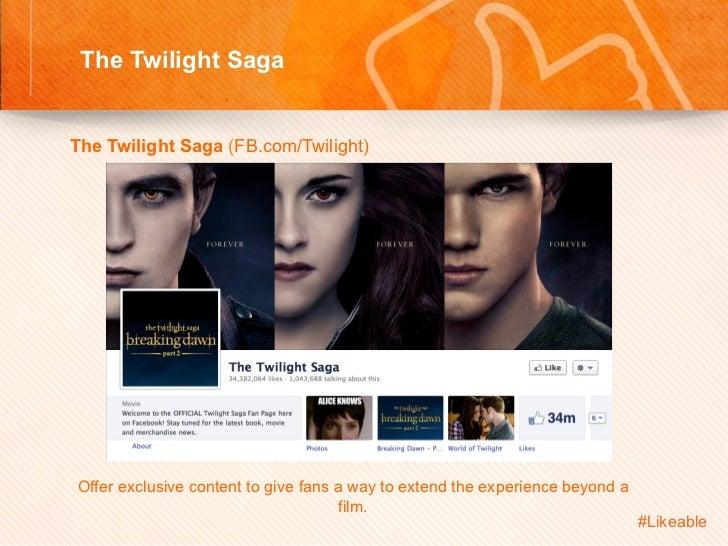 The Twilight Saga                                           Sh The Twilight Saga (FB.com/Twilight)         Offer exc...