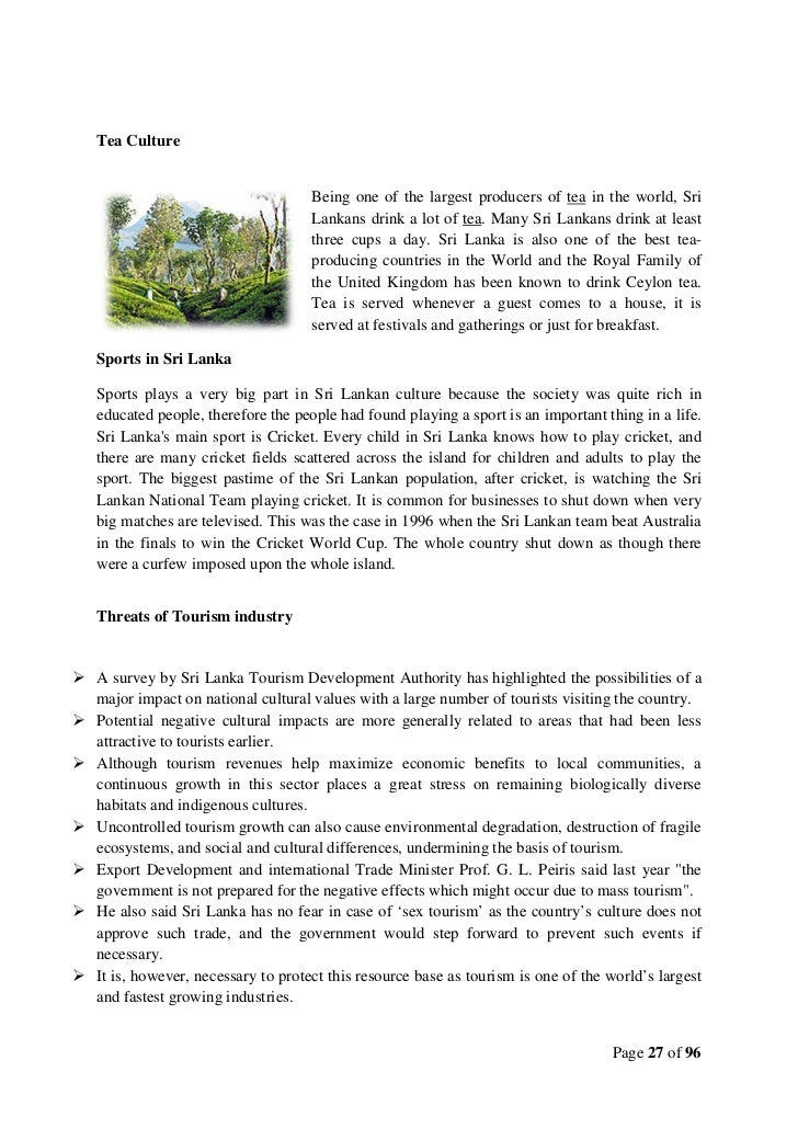 Essay Deforestation Page  Of   Short Narrative Essay Samples also Circulatory System Essay Sri Lankan Tourism Industry How To Type A Scholarship Essay