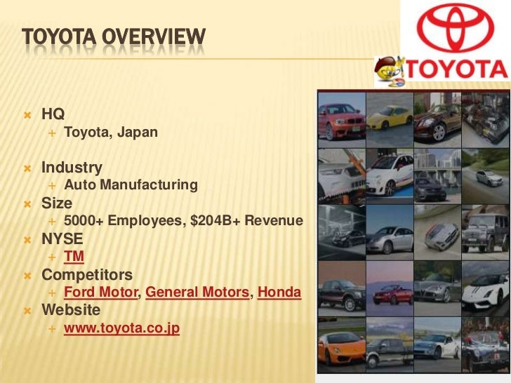 toyota compensation and benefits Custom compensation & benefits surveys our experienced consultants, software, and tools help you align compensation and benefit programs with strategic objectives contact us today the right organizations, positions, and data elements are essential.
