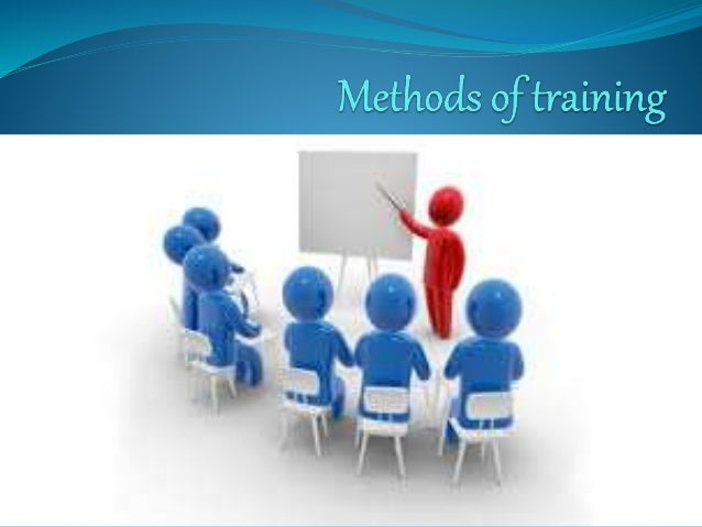 TRAINING In simple words, training means to impart information and skills through instructions.