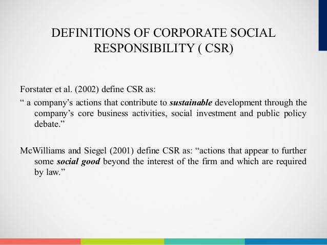 milton friedman and the archie carroll approaches to the responsibilities of business Corporate social responsibility and carroll's construct csr is an idea that has been constantly evolving as business firms are continually more aware of the community around them.
