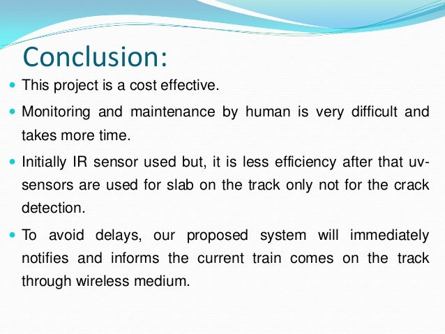 Innovative Railway Track Surveying With Sensors And