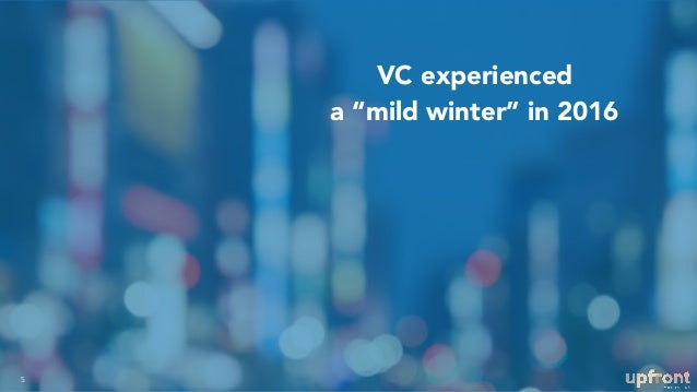 "VC experienced a ""mi..."