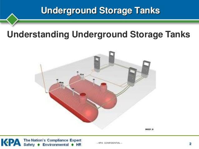 Understanding Underground Storage Tanks