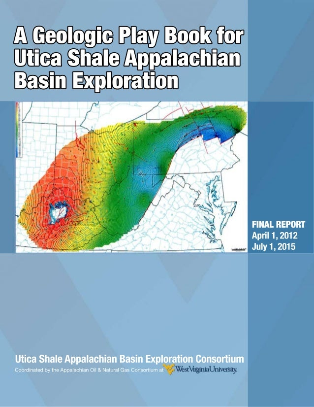 OurEnergyPolicy.org | A Geologic Play Book for Utica Shale ...