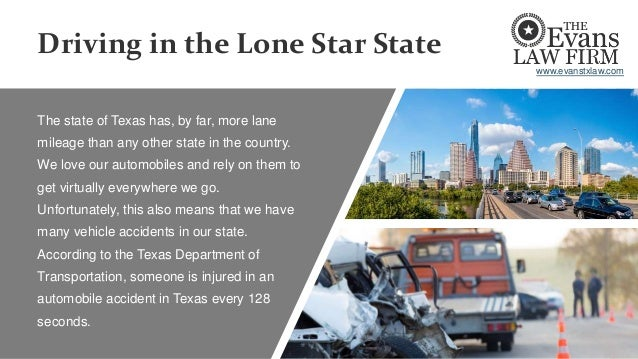 The state of Texas has, by far, more lane mileage than any other state in the country. We love our automobiles and rely on...