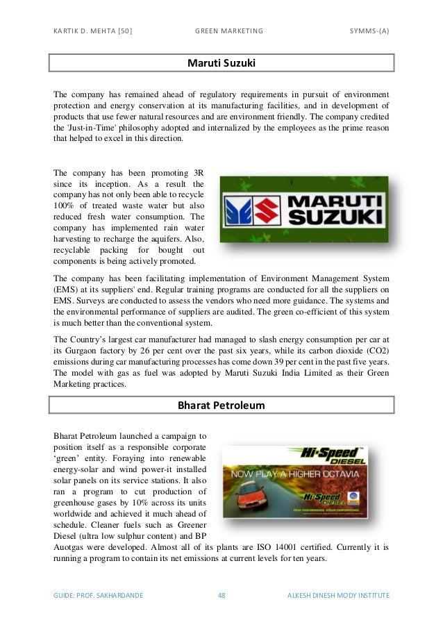 marketing essay green marketing essay