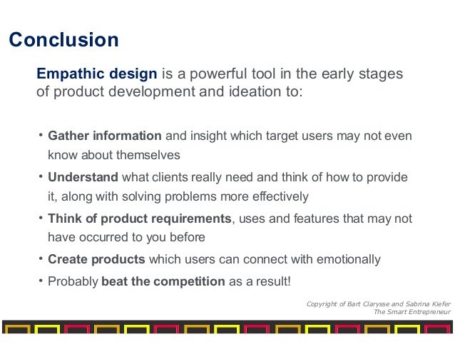 spark innovation through empathic design According to leonard and rayport (in spark innovation through empathic  design), there are three distinctive reasons for conducting prototype.