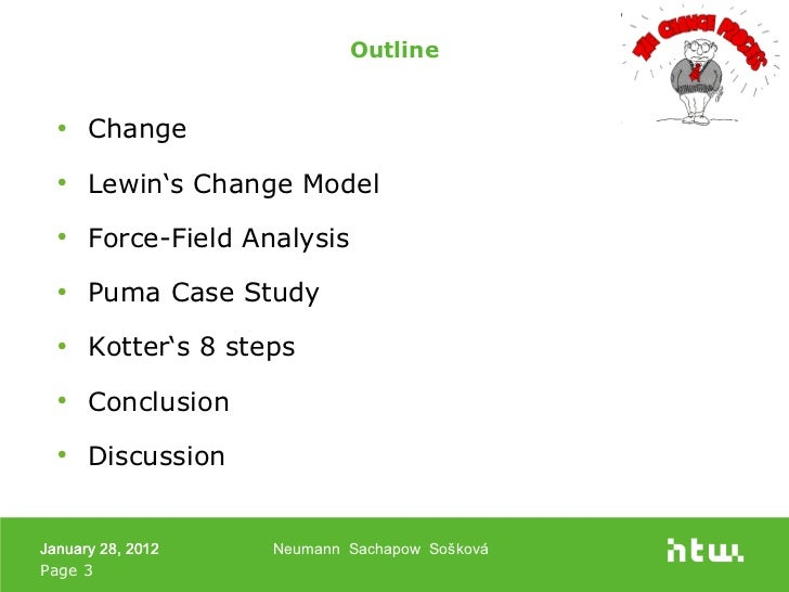 lewin s model organizational change in dell case study Module 7: change management: a case study of theory and practice   contemporary approaches to organisational change are based on the work of  lewin (1951) who  for many organizations including dell to implement a  change management  action research typically uses a cyclical model of action  to achieve the.