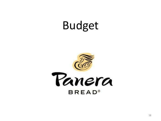 panera bread marketing mix proposal Signature frozen yogurt table of contents executive summary for the past 28 years we have been committed to offering a wide variety of healthy entrée options.