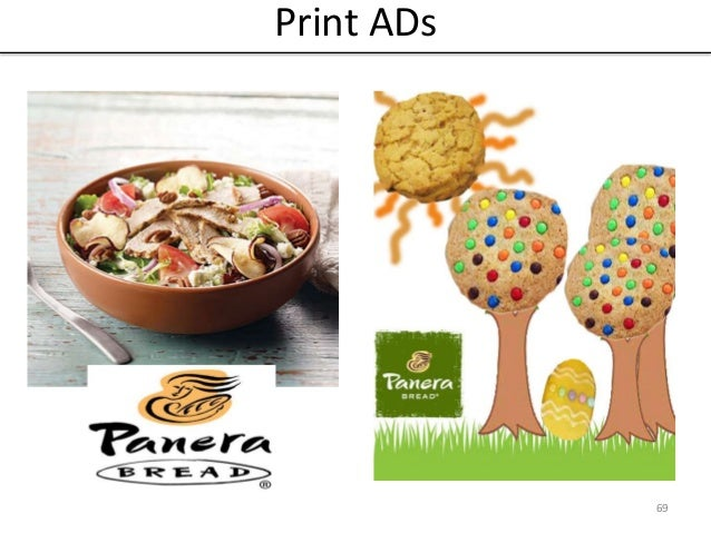 panera bread advertising strategy