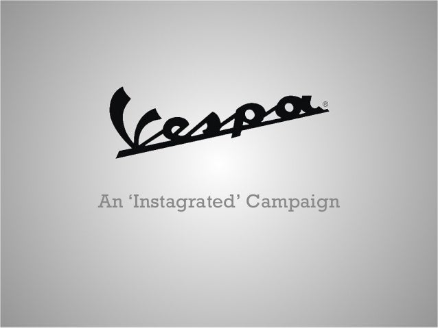 An 'Instagrated' Campaign