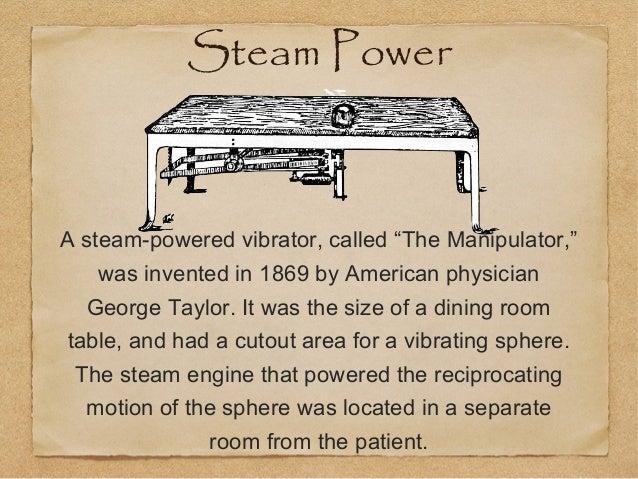 george taylor vibrator