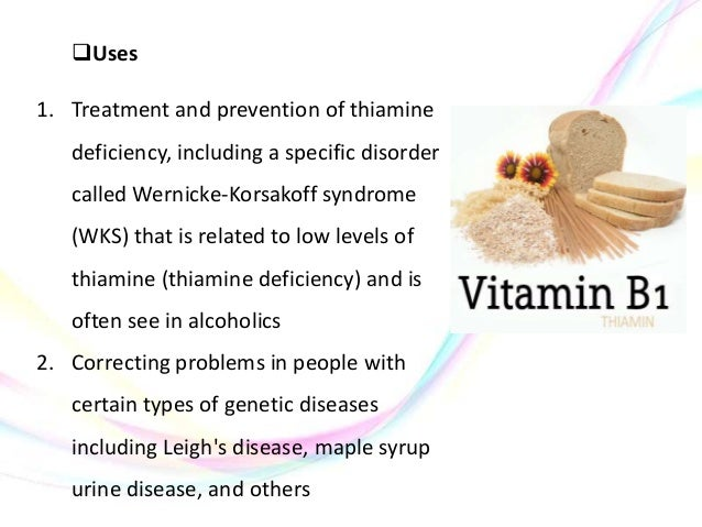 thiamine and genetic beriberi Genetic implication capitals indicate life-threatening, underlines indicate therapeutic:vitamins pharmacologic:watersolublevitamins pregnancycategorya indications treatment of thiamine de ciencies (beriberi) prevention of wernicke's encepha-lopathy.