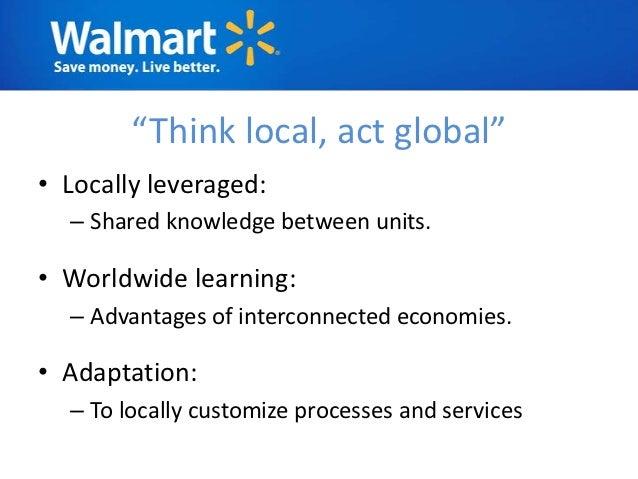 Wal-mart stores inc harvard case study