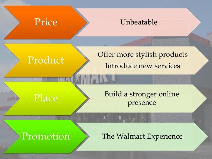 Walmart 4ps Custom paper Sample - September 2019 - 1912 words