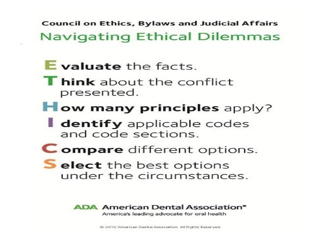 The Advantages of a Code of Ethics in Organizations
