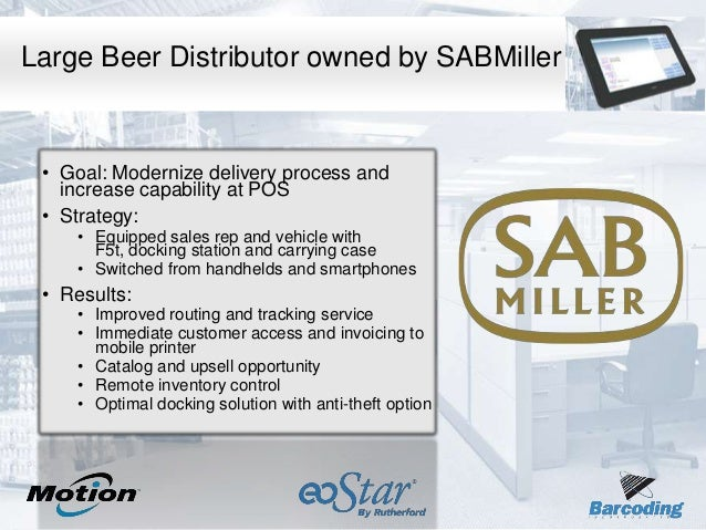 Sell More Cases Mobile Sales Force Automation For