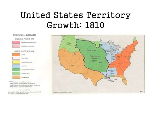 the expansion of the united states territory This is a united states territorial acquisitions and conquests list,  setting a template for future expansion  as a united states territory, with the promise.