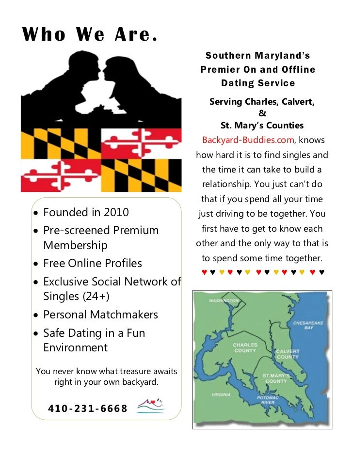 Who We Are.                                         Southern Maryland's                                        Premier On ...