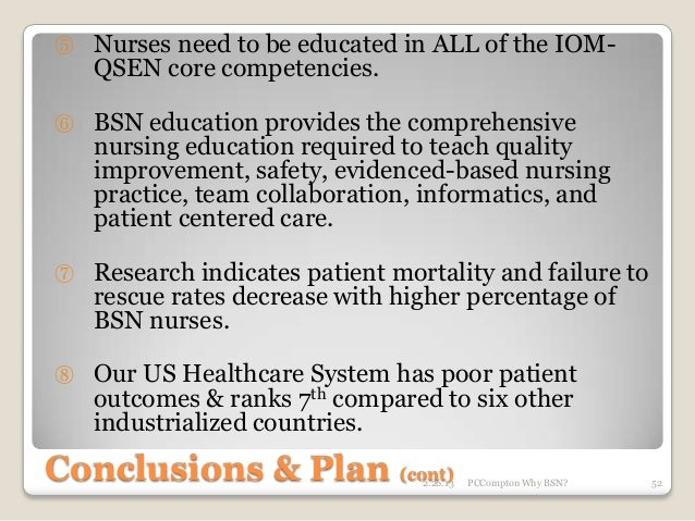 competencies between adn and bsn nurses essay Free essay: difference in competencies between adn and bsn a  nurse is a healthcare professional who is trained care for sick.