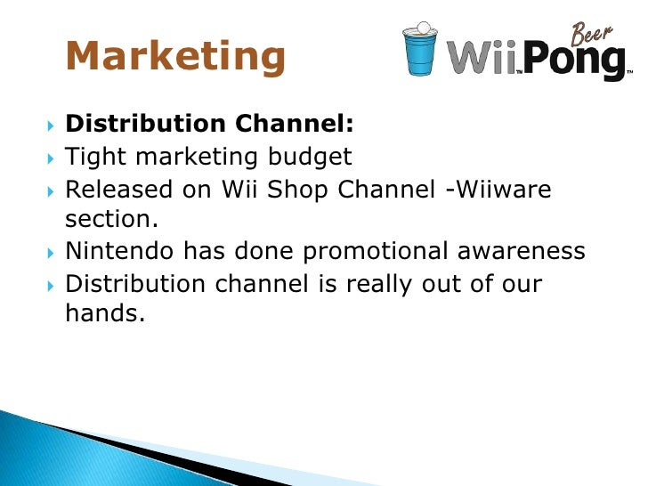nintendo marketing concept in price promotion and distribution The distribution function of marketing is comparable to the place component of the marketing mix in that both center on getting the goods from the producer to the consumer  types & concept 2 .