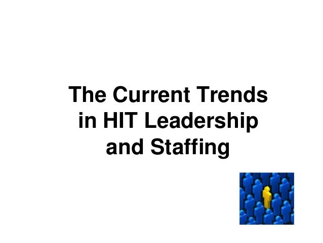 Healthcare Highlights: HIT Drivers and Trends